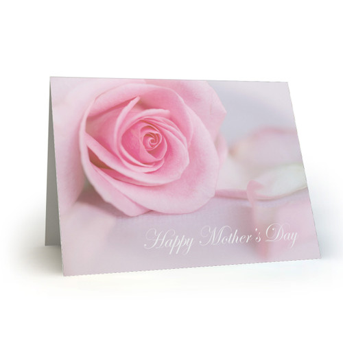 Happy Mothers Day  - Pink Rose - HP100