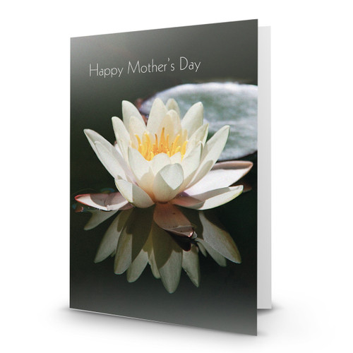 Happy Mothers Day - White Lily - HP100