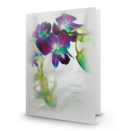 Happy Mothers Day - Purple Orchid - HP100