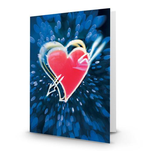Love Heart Blue- MT100