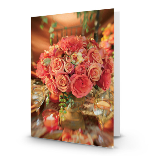Rose Bouquet Centerpiece - MT100