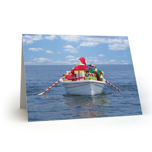Santa Boat 01 - MT100