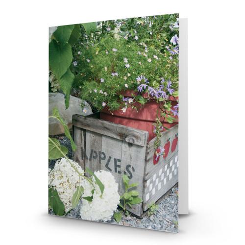 Apple Crate Floral - CC100