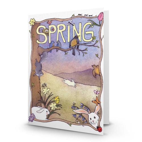 Spring Scene  - MT100