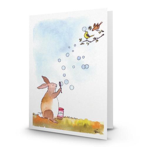 Bunny Bubbles - MT100