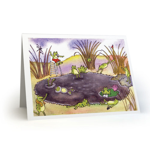 Swimming Frogs  - MT100
