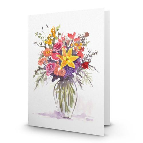 Summer Flower Bouquet  - MT100