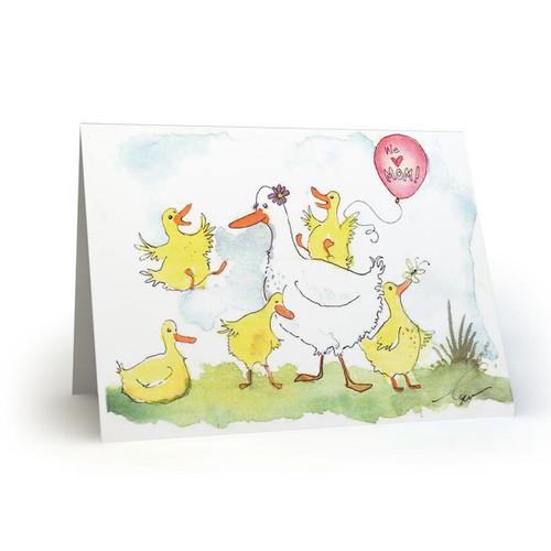 Ducky Mama  - MT100