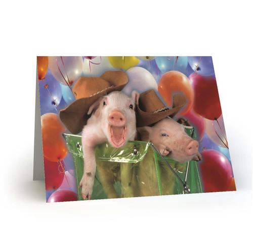 Party Pigs Bag