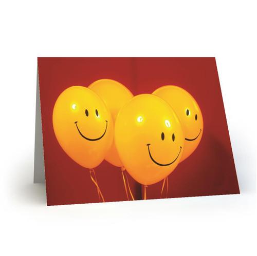 Smile Balloon Bouquet