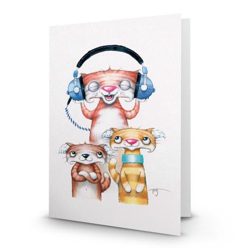 Cats' Chorus - MJ100