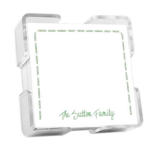 Family Arch Petite Square