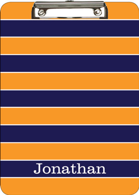 Varsity Stripes Clipboard