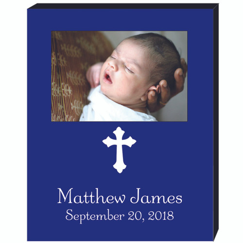 Cross 4x6 Picture Frame