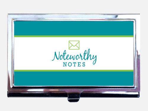 Business Card Case - Create Your Own!