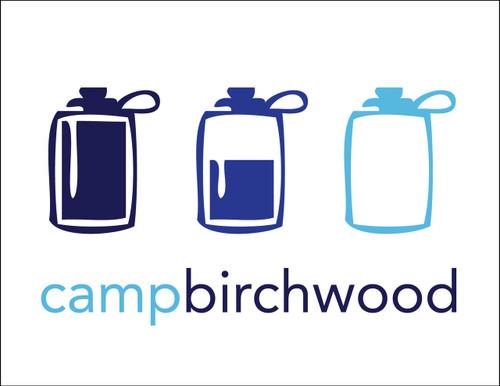 Waterbottle Camp Postcard