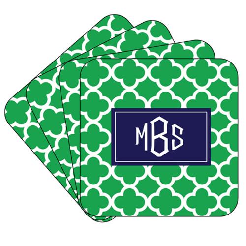 Moroccan Coaster Set