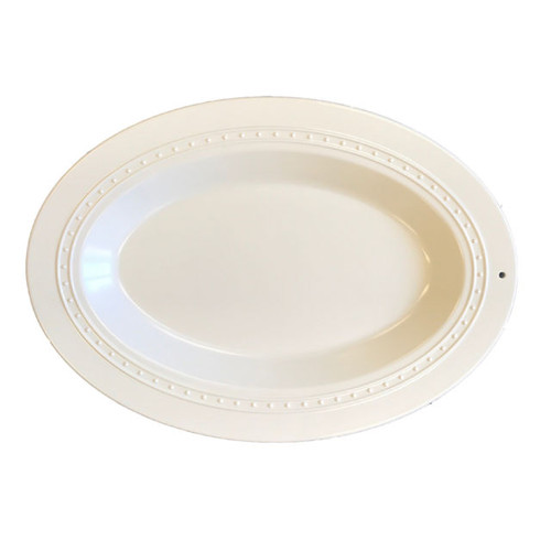 Oval Melamine Serving Piece