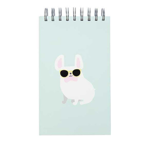 Frenchie Flip Memo Pad