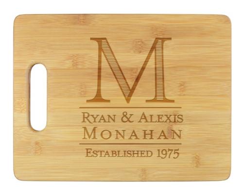 Established Cutting Board