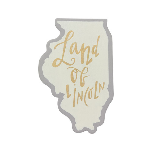 Land of Lincoln Magnet