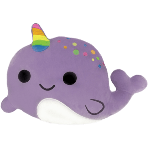Scented Narwhal Pillow