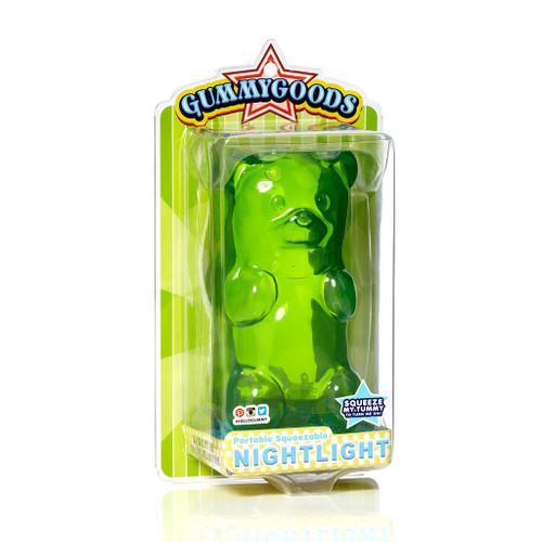 Green Gummy Bear Night Light