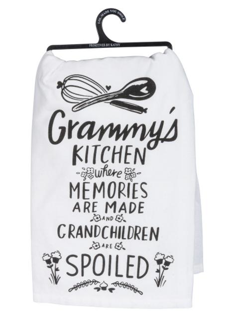 Grammy's Kitchen Dish Towel
