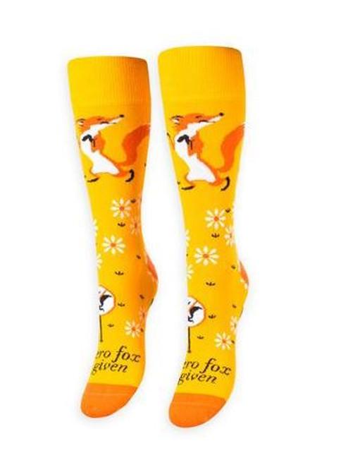Zero Fox Given Socks