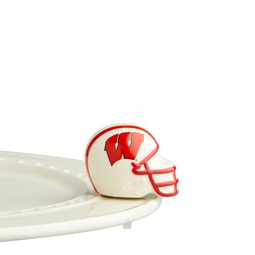 University of Wisconsin Helmet Mini