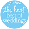 The Knot best of weddings 2011 pick