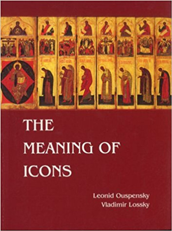 MEANING OF ICONS  (softcover)