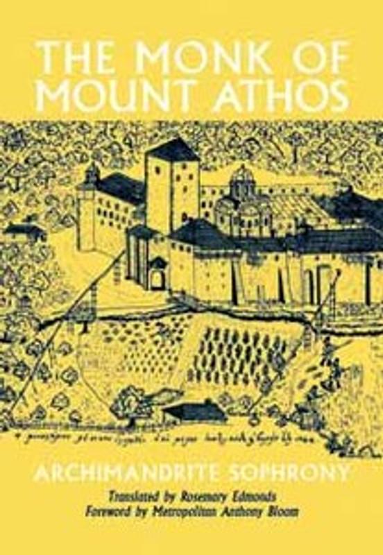 THE MONK OF MOUNT ATHOS (STARETZ SILOUAN)