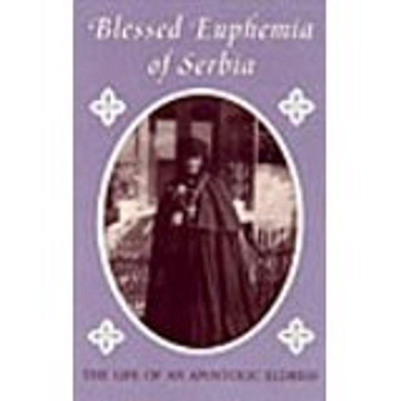 BLESSED EUPHEMIA OF SERBIA