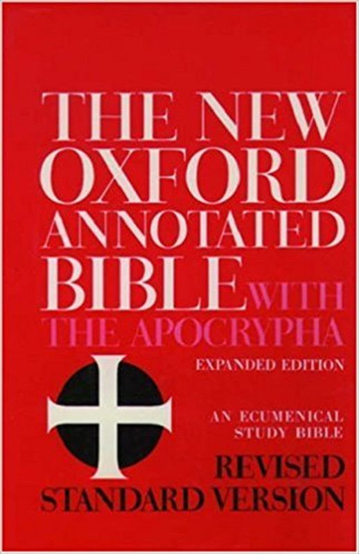 THE NEW OXFORD ANNOTATED BIBLE, RSV