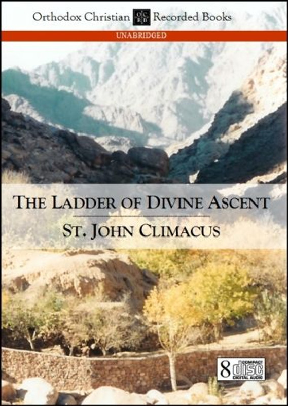 THE LADDER OF DIVINE ASCENT (Recorded CD)