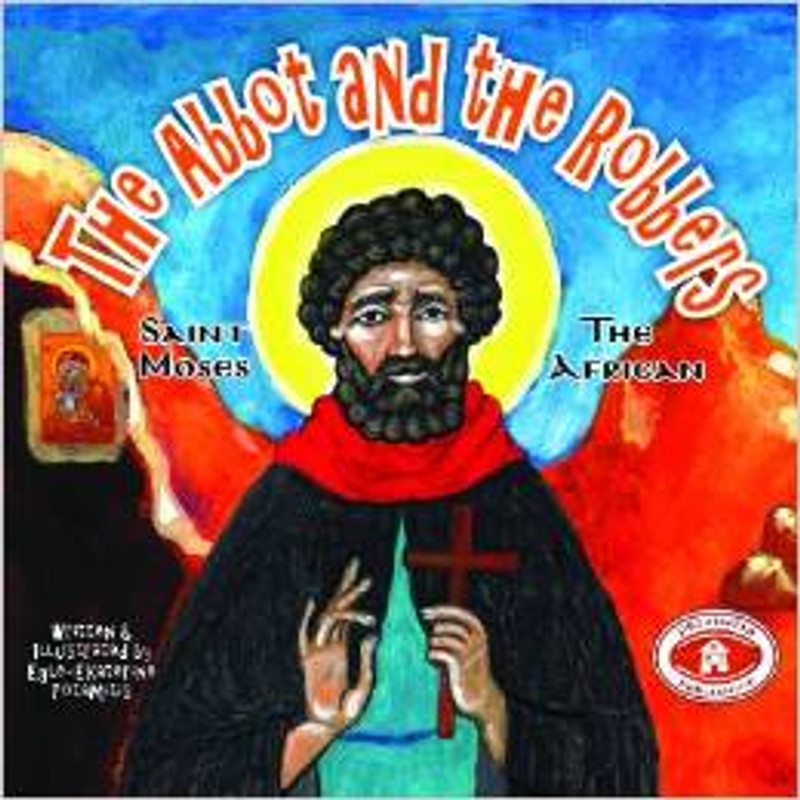 THE ABBOT AND THE ROBBERS, No. 14 (From the Paterikon for Kids Set 13-20)