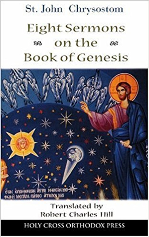 EIGHT SERMONS ON THE BOOK OF GENESIS