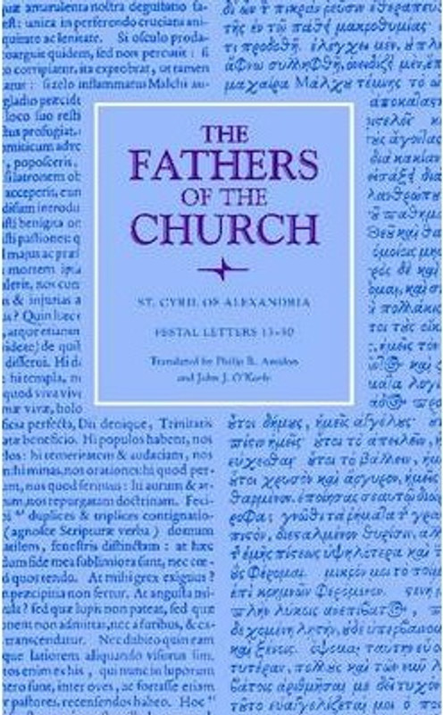 ST. CYRIL: COMMENTARY ON THE TWELVE PROPHETS, VOL. 1 (From the Fathers of the Church Series, Vol. 31)