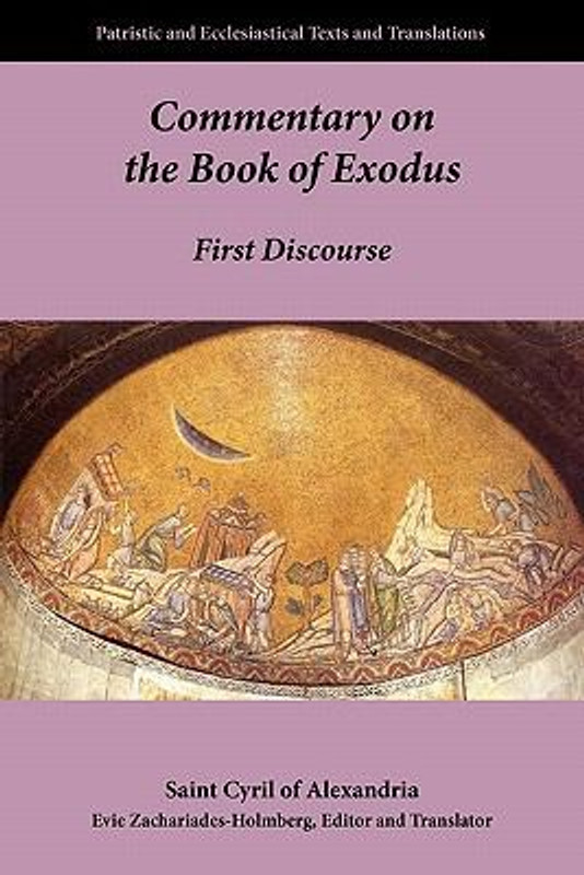 COMMENTARY ON THE BOOK OF EXODUS