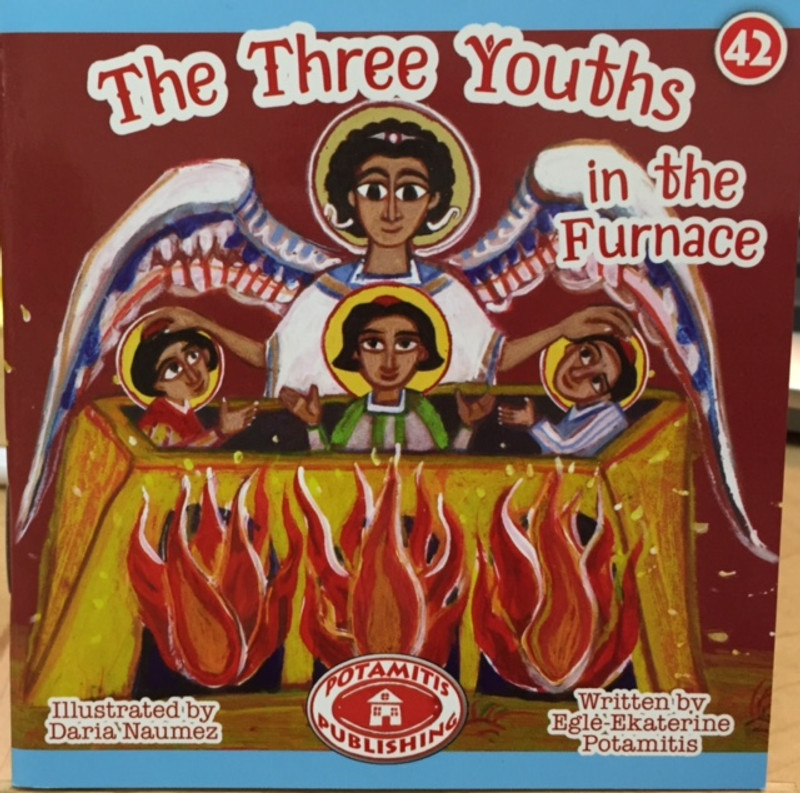 The Three Youths in the Furnace