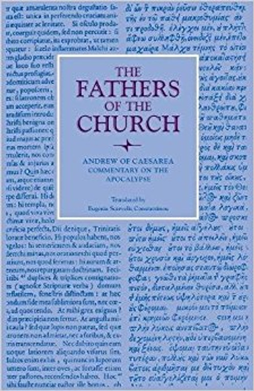 ANDREW OF CAESAREA: COMMENTARY ON THE APOCALYPSE (F.O.C. SERIES)