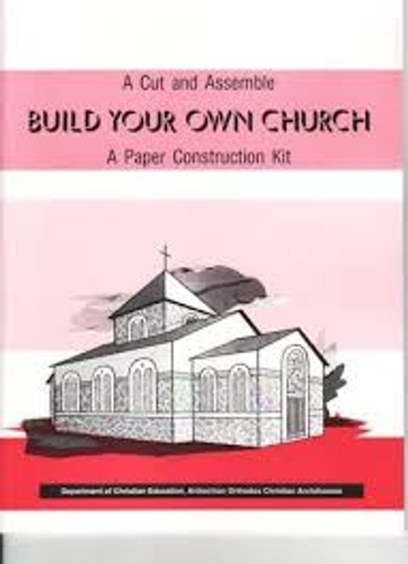 BUILD YOUR OWN CHURCH