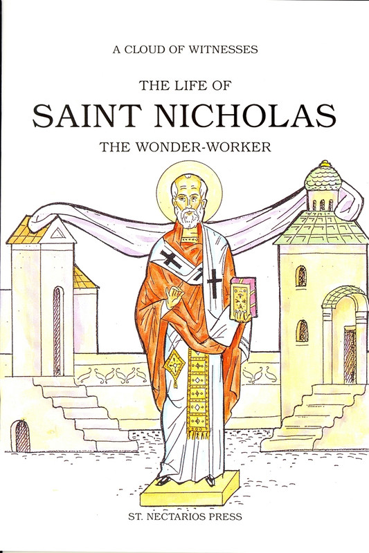 THE LIFE OF SAINT NICHOLAS THE WONDER-WORKER
