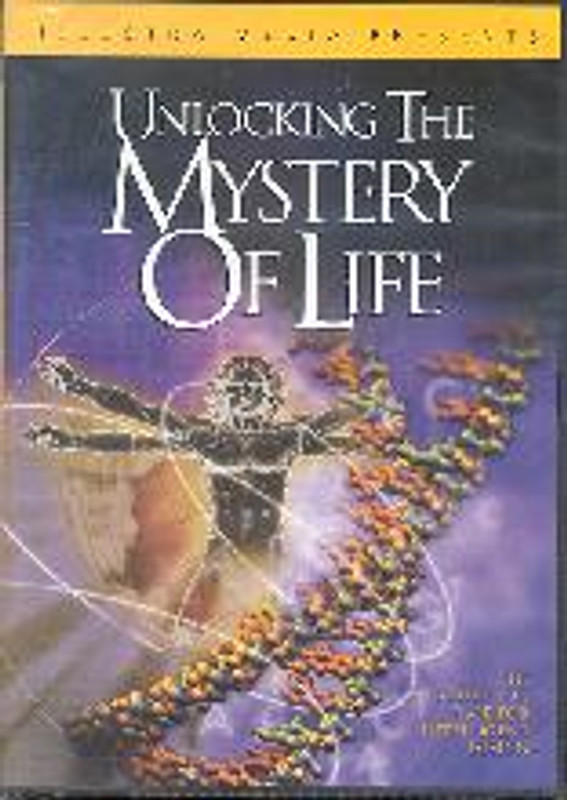 UNLOCKING THE MYSTERY OF LIFE: The Scientific Case for Intelligent Design