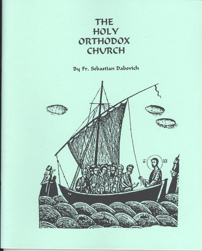THE HOLY ORTHODOX CHURCH