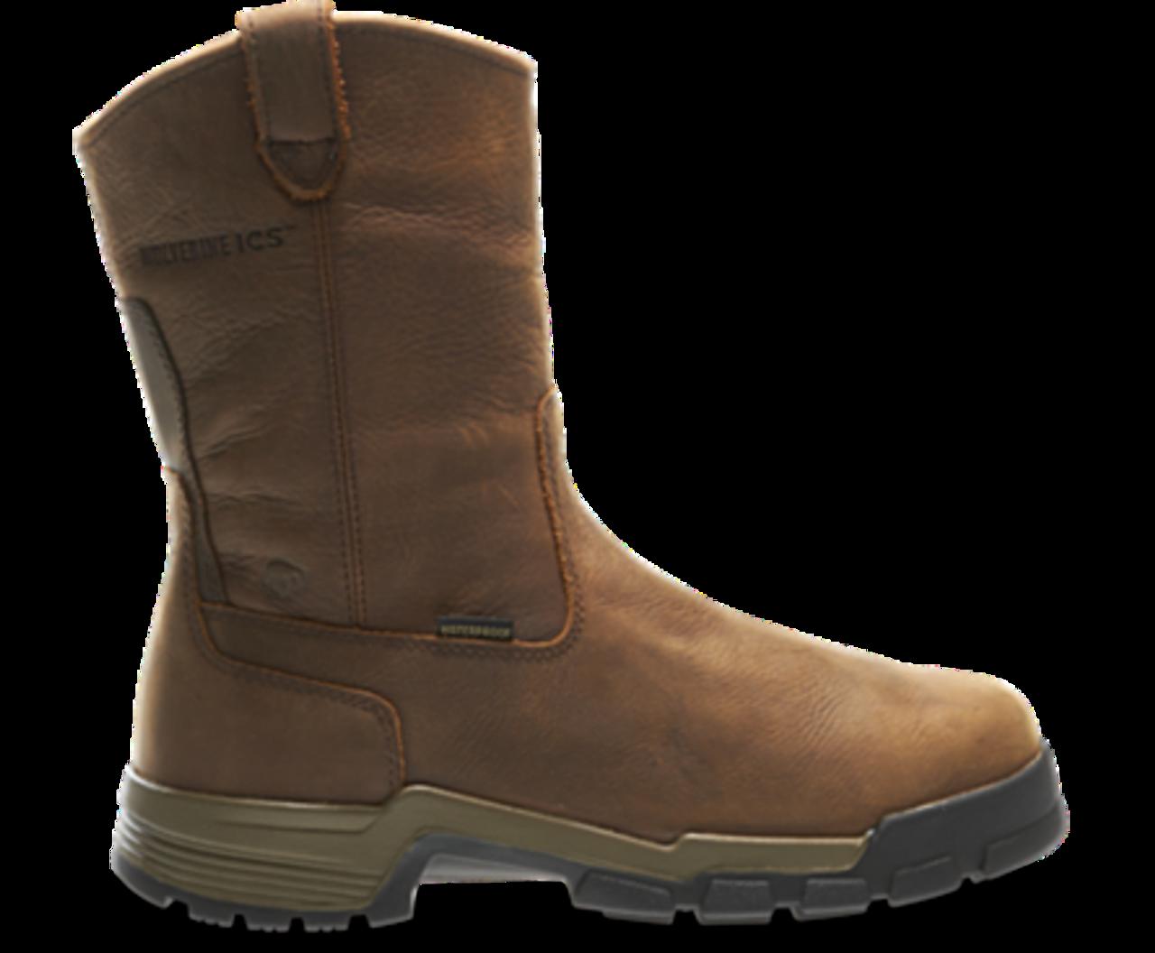Wolverine ICS Waterproof 6 Boot Composite Toe D1L7IM17