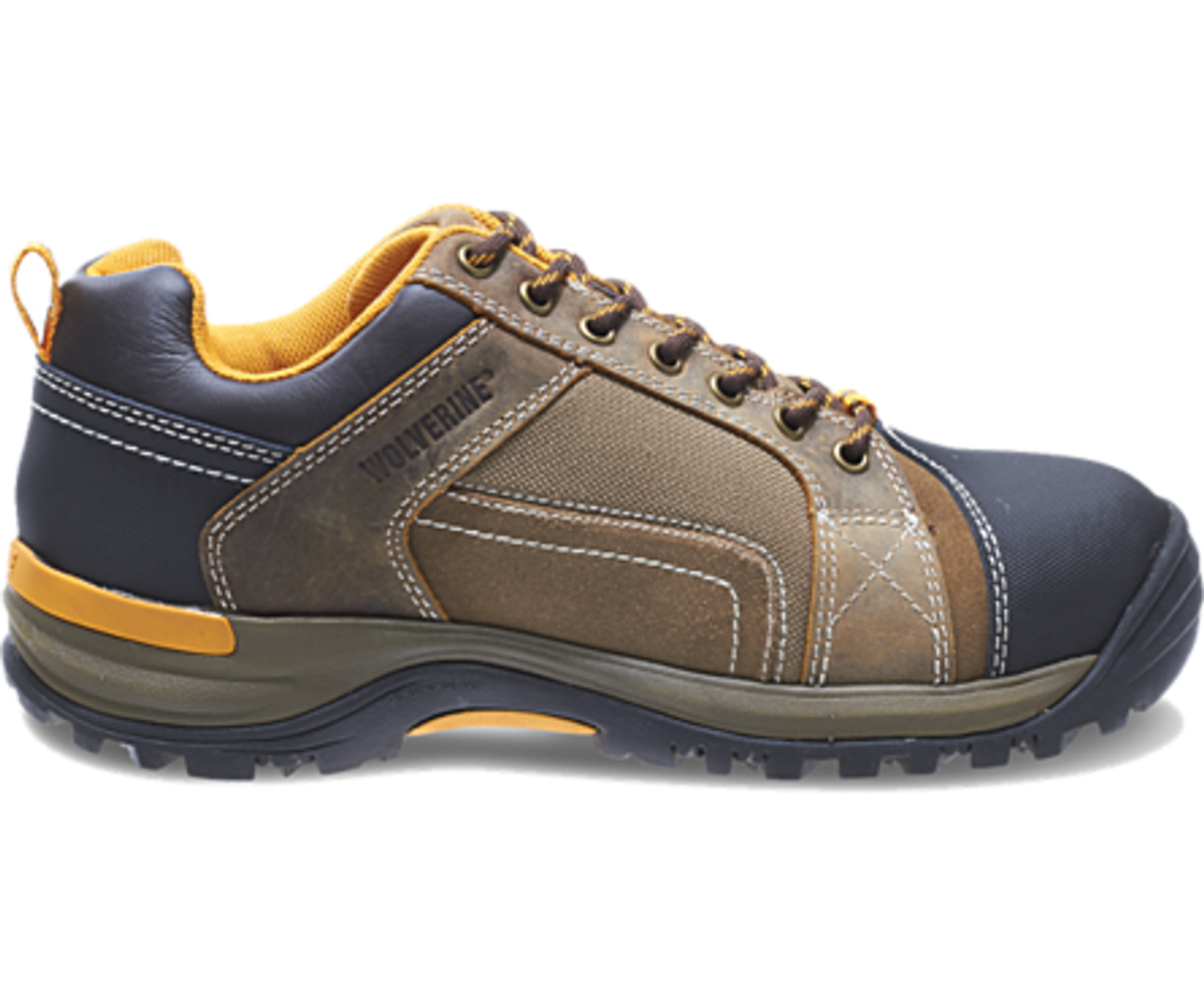 Wolverine W10240 Mens Chisel Low Cut Steel Toe Electrical