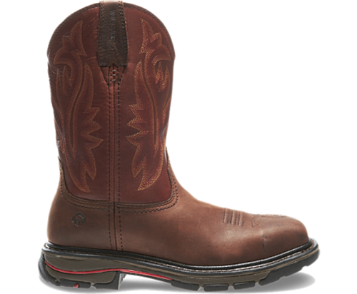 Wolverine W02780 Mens Javelina Steel-Toe Electrical Hazard Wellington Boot