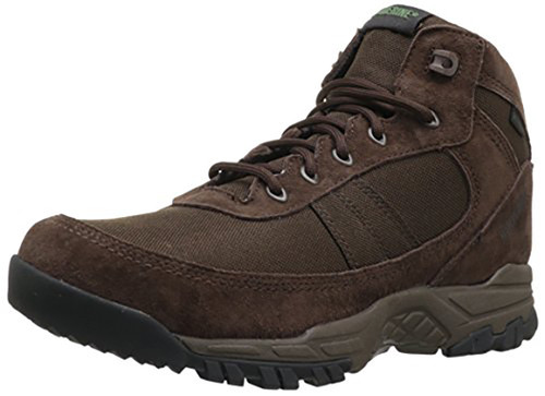 Wolverine 30075 Mens Bobwhite Mid Waterproof Realbrn 5 Inch Boot